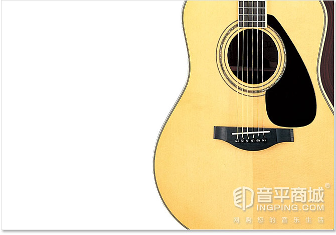雅马哈(YAMAHA) LL16 41寸单板民谣吉他