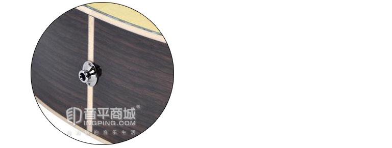 雅马哈LL16D电箱吉他尾钉