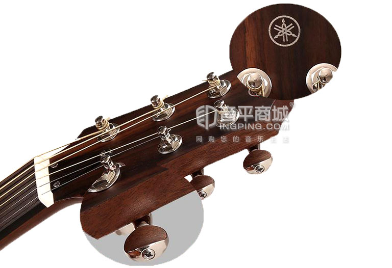 雅马哈SLG200S静音吉他琴头