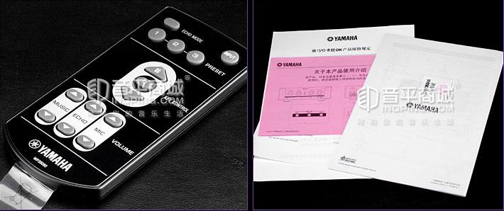 雅马哈(YAMAHA) KMA-1080 卡包功放