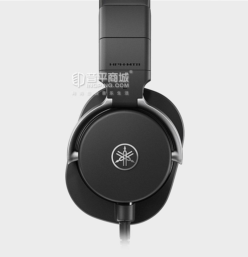 雅马哈(YAMAHA) HPH-MT8 专业录音室监听耳机