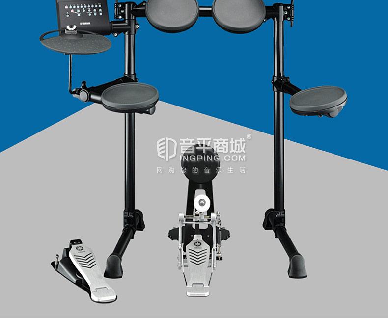DTX430K 紧凑型娱乐 爵士电子鼓 儿童成人均可用