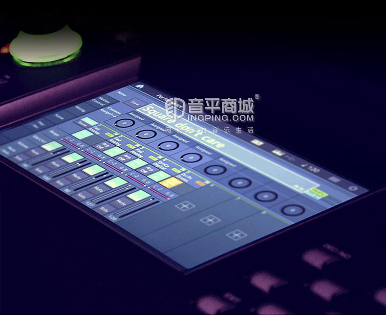 雅马哈(YAMAHA) MODX6 音乐演奏61键舞台合成器