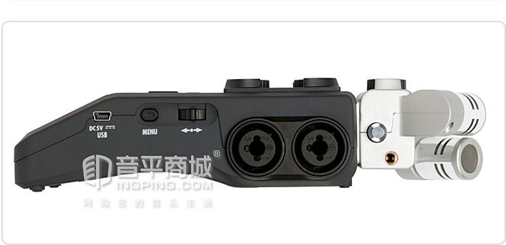 ZOOM H6 便携式数字录音机 同期6轨录音(可换咪头) 新闻采访录音笔