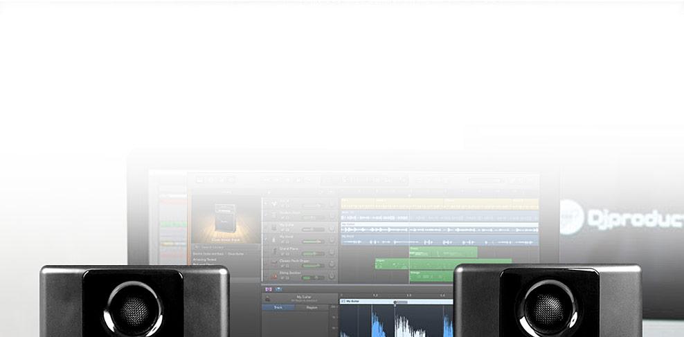 富克斯特2i2声卡搭配铁三角AT2035麦克风 录音套装