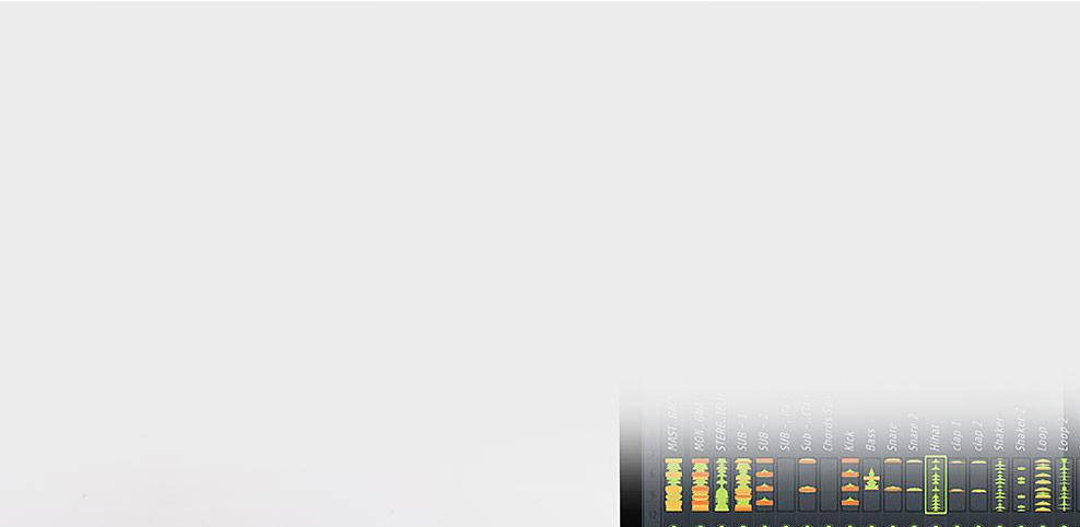 RME Babyface Pro声卡搭配爱科技C214麦克风 单人录音唱歌套装